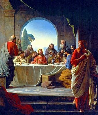 Judas_Last_Supper