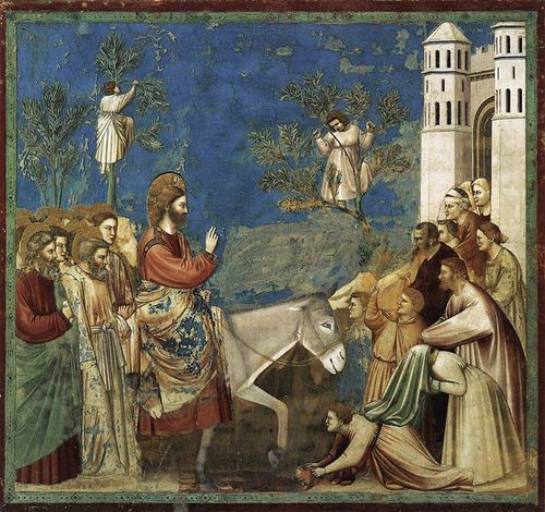 Palm sunday 4